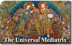 The Universal Mediatrix