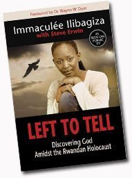Lessons To Be Learned - the personal story of Immaculee Ilibagiza: Left to Tell