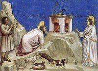 Saint Joachim and Confidence