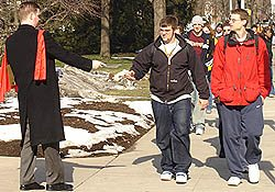Defending God's Rights at Millersville University