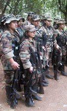 FARC: Marxist guerrilla terrorists