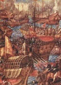 The Battle of Lepanto - a miraculous victory for Christiandom