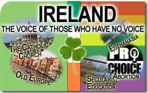 Ireland: The Voice of Those Who Have No Voice