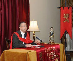 American TFP Vice-President John Horvat.
