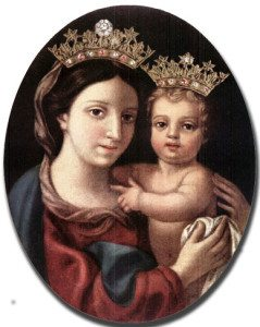 Our Lady of Confidence Madonna della Fiducia
