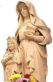 St. Anne and Our Lady