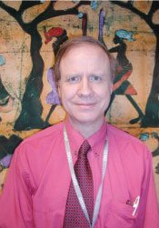 Dr. James D. Shelton, Science Advisor, Bureau for Global Health, USAID.