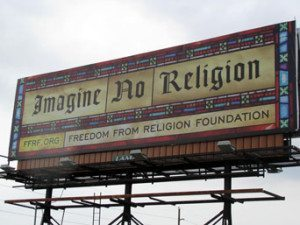Imagining No Atheists in Topeka