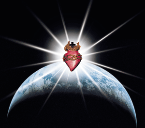Sacred Heart of Jesus, Hope of a Hopeless World