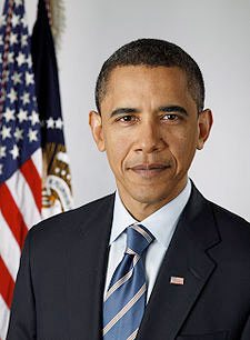 President Barack Hussein Obama gave the commencement speech at the 2009 Notre Dame graduation.