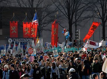 Annual March for Life Washington D.C.