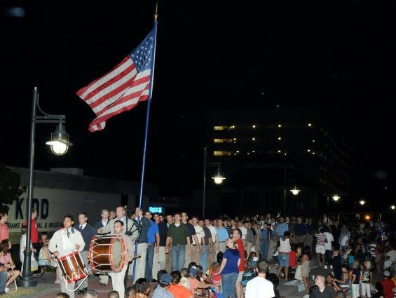 Louisiana Summer Camp - USS Kidd