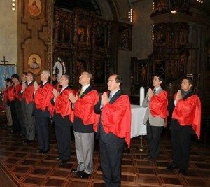 Our Lady Offers Good Success in Quito