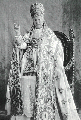 The Glorious Future of France According to Saint Pius X