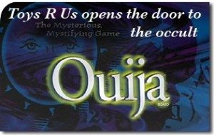 Toys R Us Opens the Door to the Occult