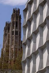 Beinecke Law Buildings, Yale University