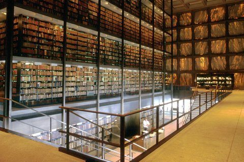 Beinecke Rare Book and Manuscript Library, Yale University