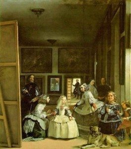 Imagine a Sudden Disturbance of Eyes, Nerves, or Mind - Harmonious Order, dignified, culture, civilization, Las Meninas, Diego Velazquez