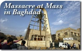 Massacre at Mass in Baghdad