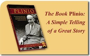 The Book, Plinio: A Simple Telling of a Great Story