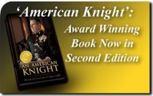 'American Knight': Award Winning Book Now in Second Edition