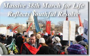 Massive 38th March for Life Reflects Youthful Resolve to Stop Abortion