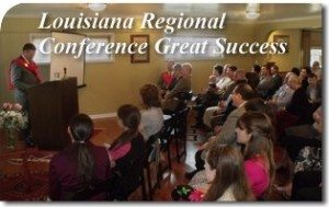 Louisiana Regional Conference Great Success