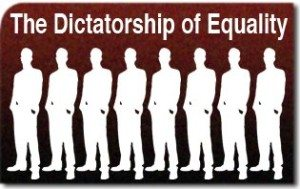 The Dictatorship of Equality – A Catholic Perspective