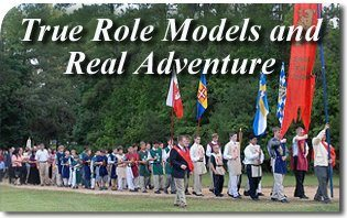 True Role Models and Real Adventure