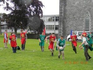 The Medieval Games are always a highlight of any Summer Camp.