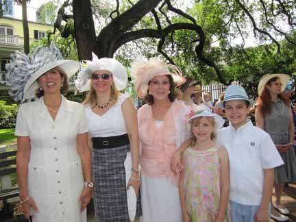 Bringing the Hat Back to Charleston