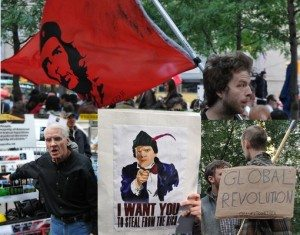 "While not all ""occupiers"" are hard core leftists, the prevailing tone of the ""occupy"" movement is leftist, anarchical, and promotes agendas contrary to Catholic social teaching on many levels."
