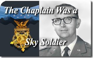 The Chaplain Was a Sky Soldier