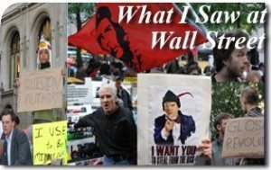 What I Saw at Occupy Wall Street