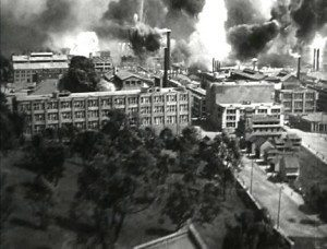 Doolittle Raiders bomb strategic sites in Tokyo.JPG