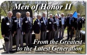 Men of Honor II: From the Greatest to the Latest Generation