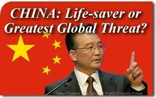 CHINA: Life-saver or Greatest Global Threat?