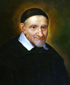 Saint Vincent de Paul by Simon Francois de Tours