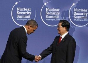 President Obama's Bow to Chinese Premier Hu Jintao at the 2010 Nuclear Security Summit