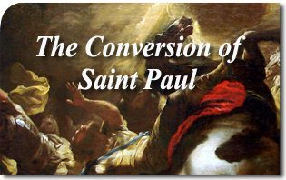 Considerations on the Conversion of Saint Paul