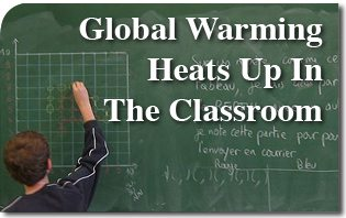 Global Warming Heats Up In The Classroom