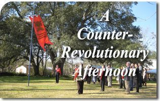 A Counter-Revoluitionary Afternoon in Louisiana
