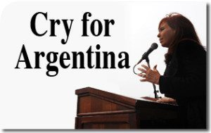 Cry For Argentina