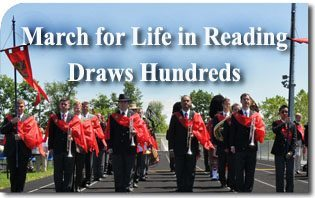 March for Life in Reading Draws Hundreds