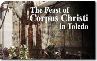 The Feast of Corpus Christi in Toledo