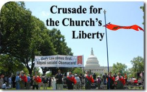 Crusade for the Church's Liberty