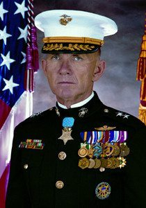 Major General James E. Livingston, USMC (Ret) - Medal of Honor