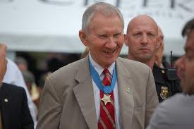 Maj. Gen. James E Livingston, USMC (Ret), Medal of Honor