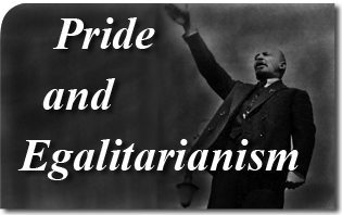 Pride and Egalitarianism