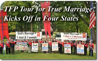 TFP Tour for True Marriage Kicks Off in Maryland, Maine, Minnesota and Rhode Island